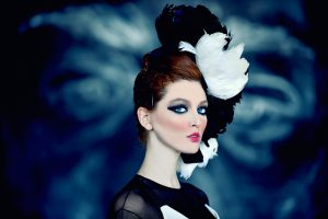 Dark Lady - Andrea Chemelli photographer fashion & beauty magazzino26 blog