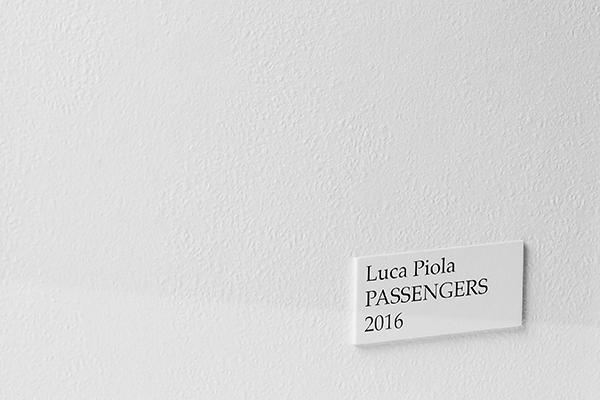 Passengers Artist Book
