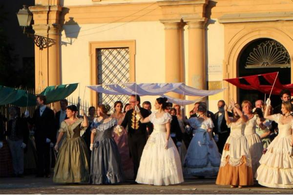 Museo Risorgimento_Gran Ballo_bologna musei_magazzino26 blog