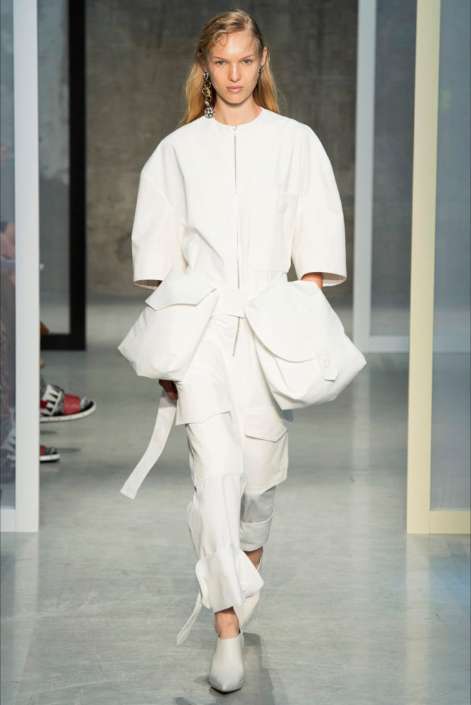 total white Marni