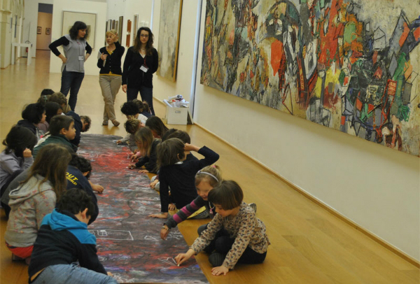 estate al museo_campi estivi dell'istituzione bologna musei_Magazzino26 blog