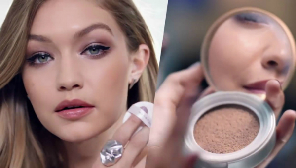 Gigi Hadid per Maybelline_Magazzino26 fashion blog