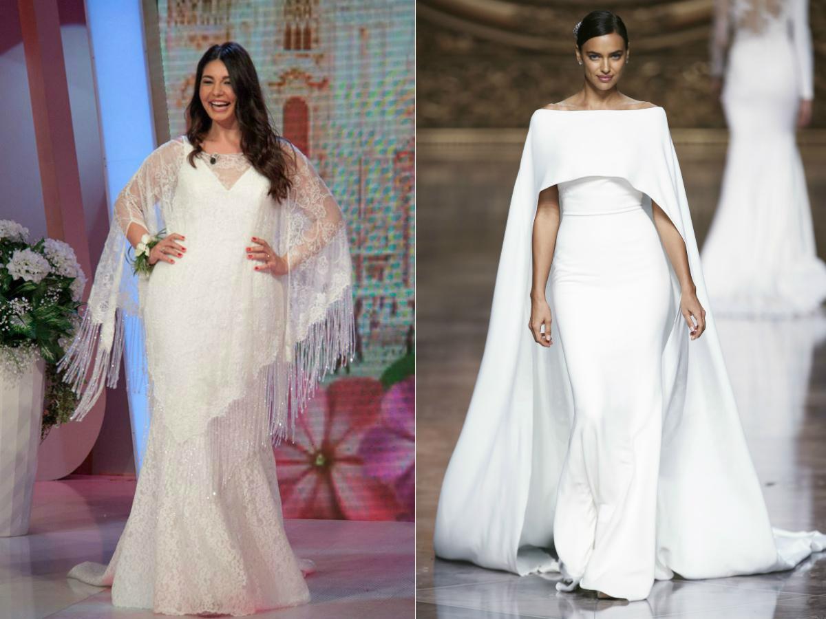 2-ponchos on Dress-For-M26 Bride Blog
