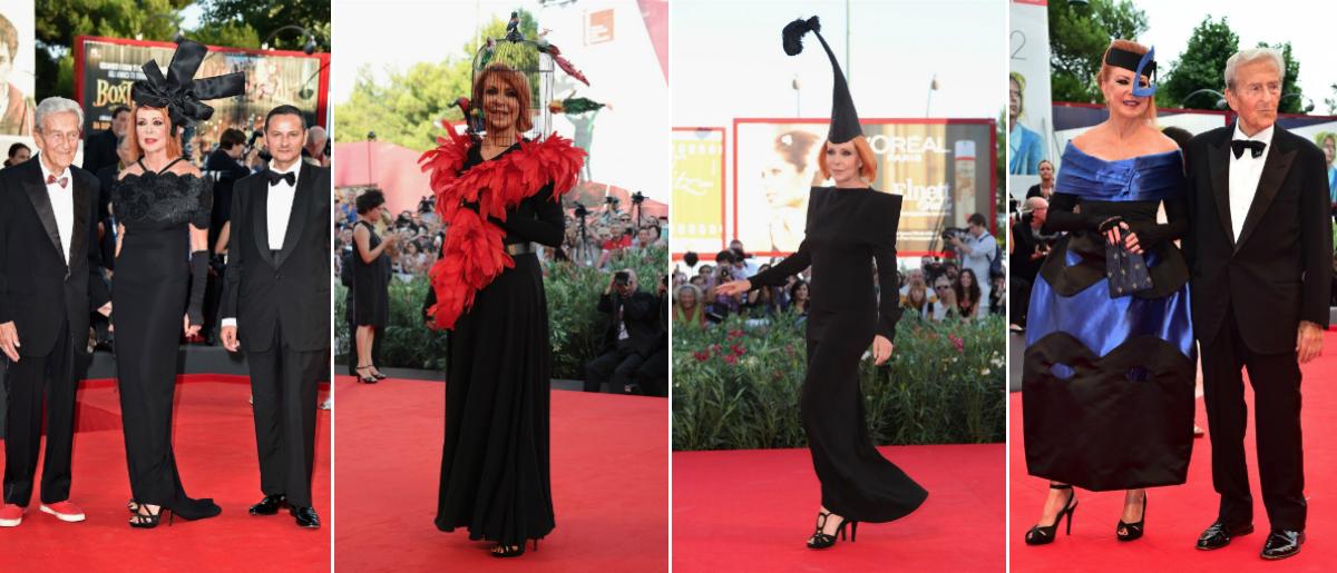 2-Marina Ripa di Meana ADDIO A UN'ICONA Magazzino26 fashion blog