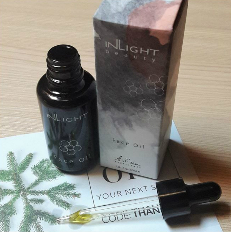 3 INLIGHT FACE OIL angolo di Sissi_Magazzino26 fashion blog