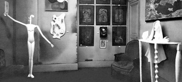 Galleria d'arte curata da Monsieur Dior.