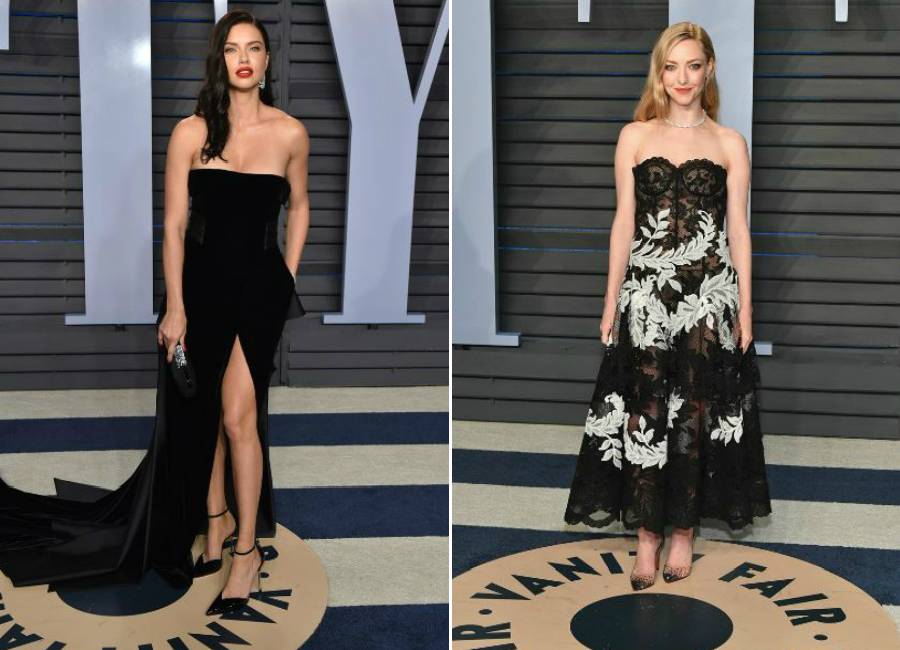 1-total black festa vanity fair notte oscar 2018_Magazzino26 fashion blog