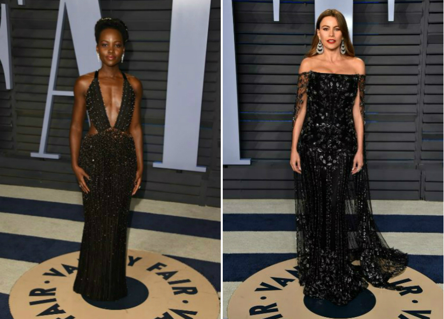 5-total black festa vanity fair notte oscar 2018_Magazzino26 fashion blog