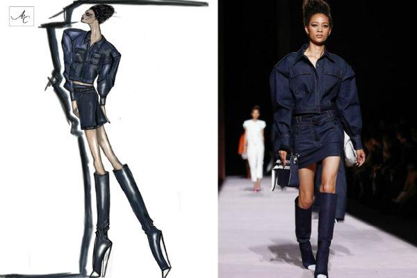 il ritorno del Jeans_Magazzino26 fashion blog