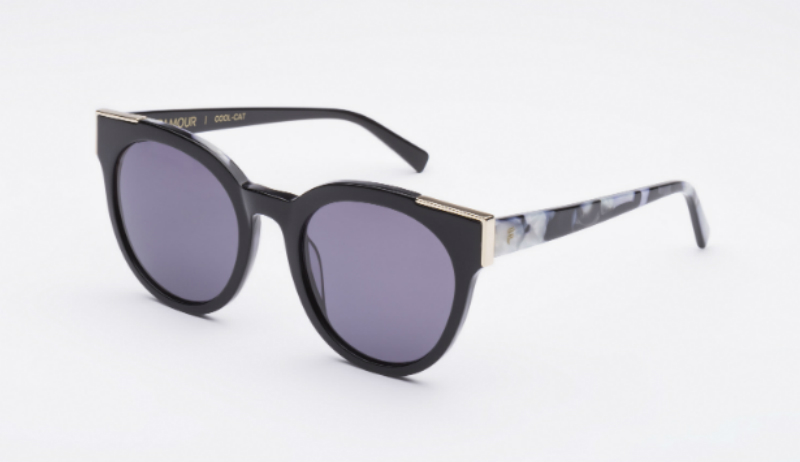 2-Cool-Cat - Black Marble_framour eyewear_Magazzino26 fashion Blog