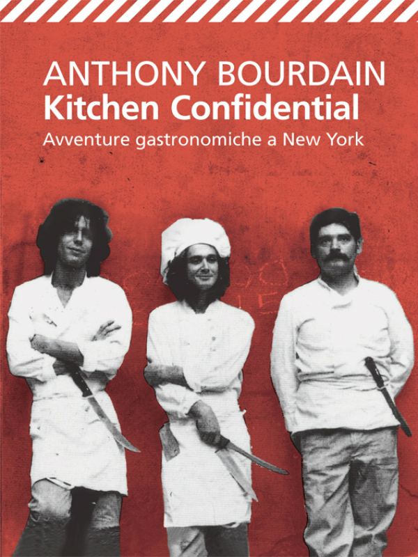 Natural Born Reader - Kitchen Confidential