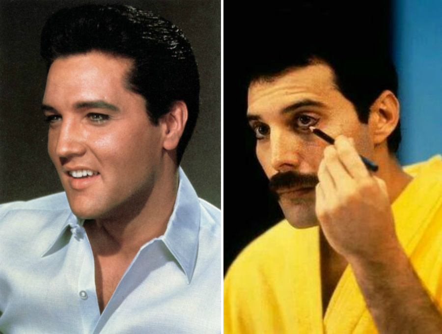 2-Elvis-Freddy_make up Blog uomo_Magazzino26