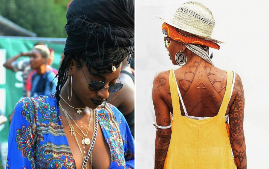 3-Festival afropunk de Paris avec blog de mode glam_Magazzino26