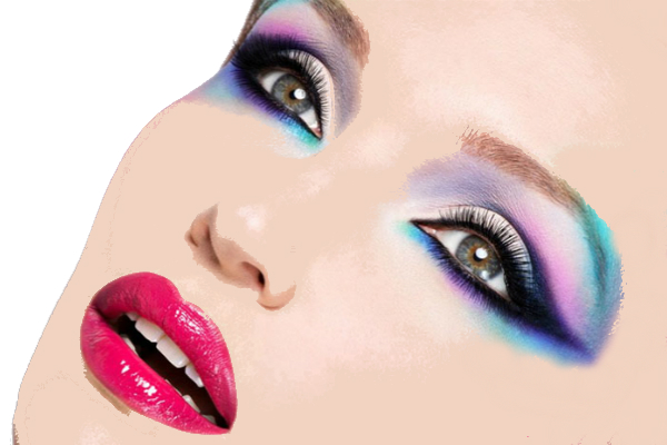 Color-Block-Makeup